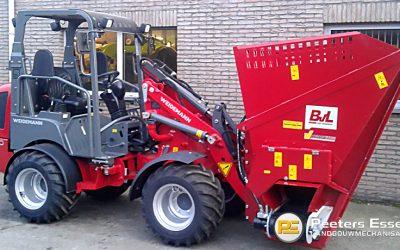 BVL 1200 ltr zaagselstrooier